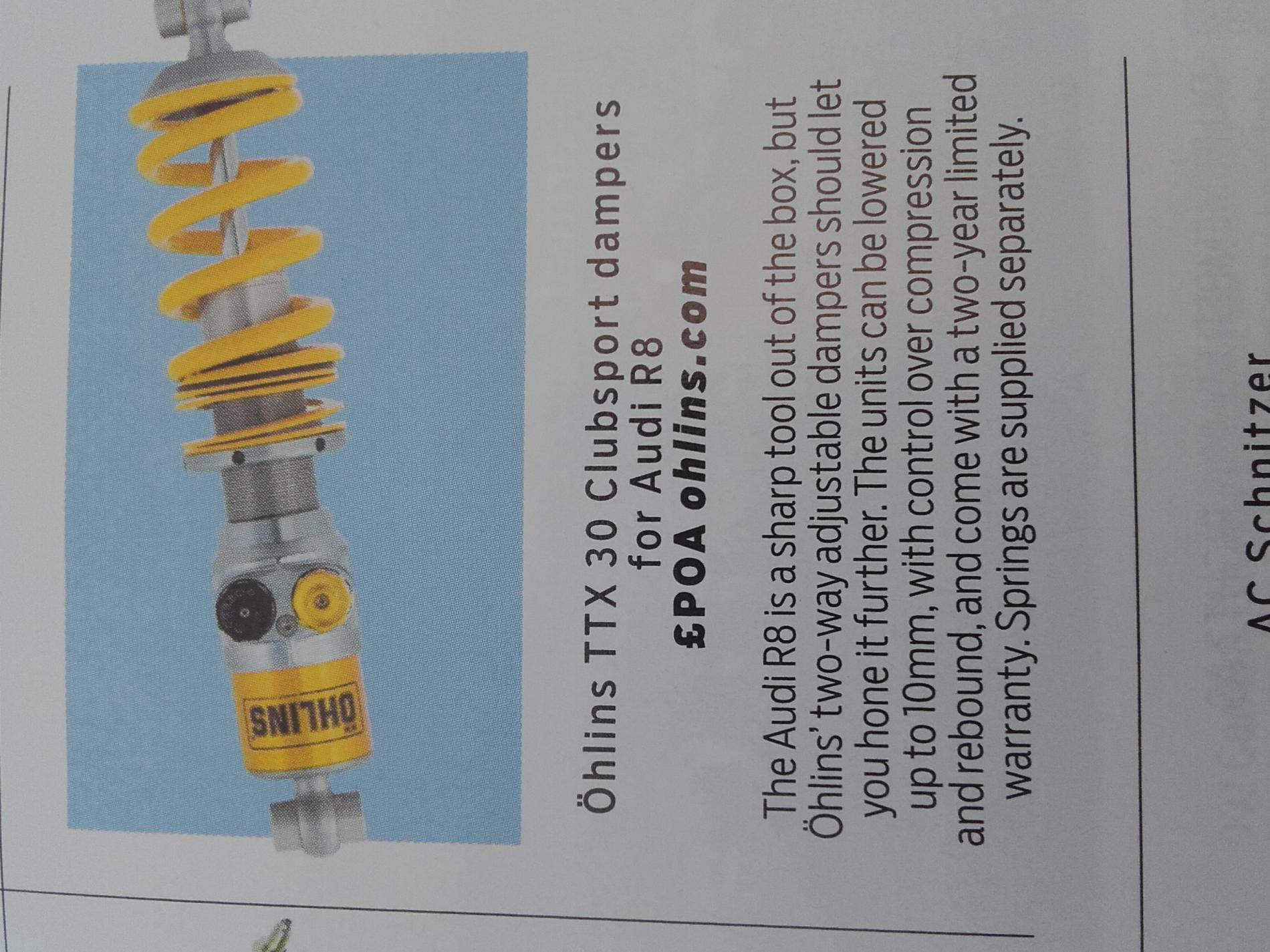 Ohlins coilovers now availabnle for the R8-20190819_153314.jpg