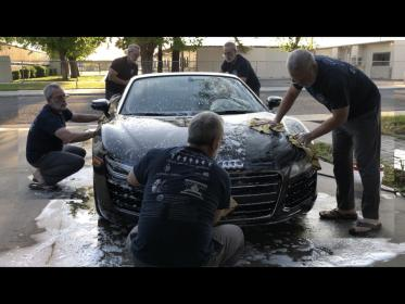 Owners photo with their R8.-audi-wash-1.001.jpg