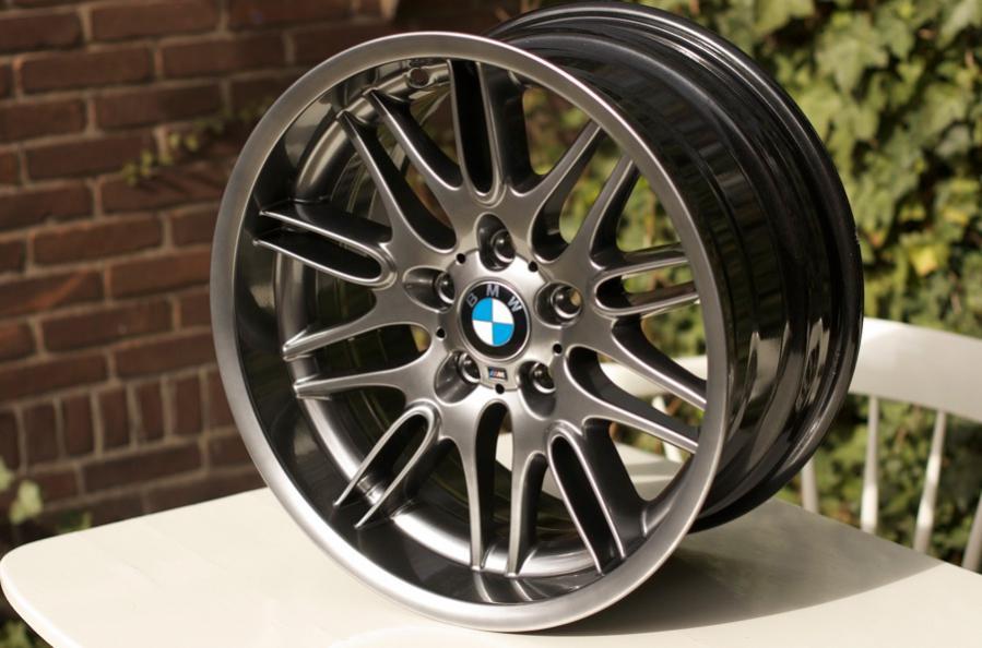 Re Chrome Rims >> Anyone seen or done their R8 alloys in Shadow Chrome gloss ...