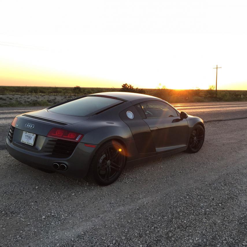 2008 Audi R8 Nevada For Sale