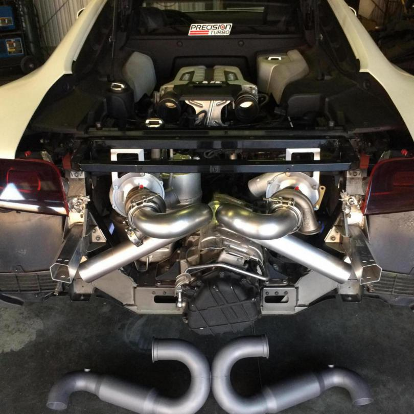 Turbo Kit Audi R8 V10