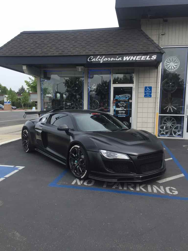 Fs Wide Body R8 Ppi Razor Gtr