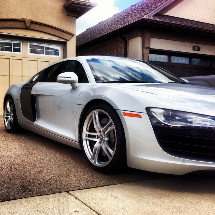 Audi R8 2009 For Sale: Priced To Sell!!! Mint 2009 R8 V8 STASIS Exhaust, Low Low