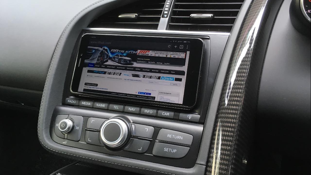 Image Of Audi Rns E Carplay Audi R8 Carplay RNSEAudi RNSE injected