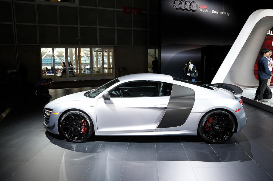 R8 Competition Inspired Makeover To Canard Or Not