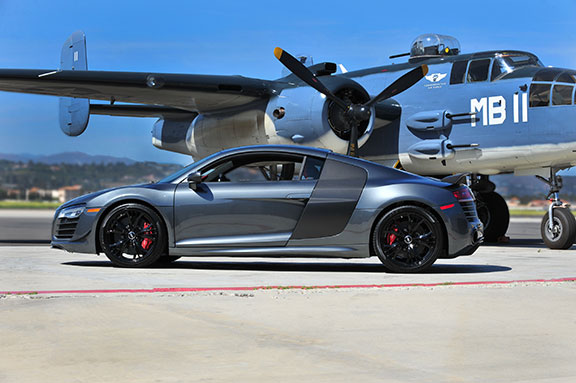 2015 Audi R8 V10 Competition 28xx Miles Wremainder Of Factory Warranty