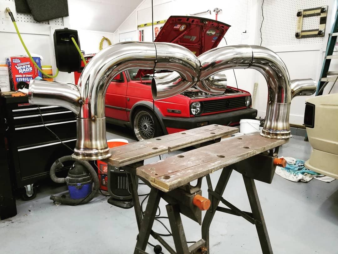 09 V8 Exhaust Build-r8exh4.jpg
