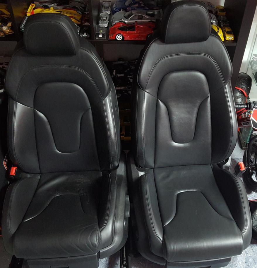 Audi R8 2009 For Sale: FS: Audi R8 2009 Oem Driver And Passenger Seats