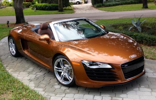 Showcase cover image for ketjupiter's 2011 Audi 4.2 Spyder